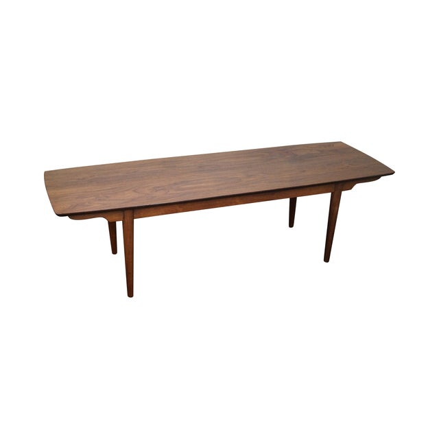 Henredon Heritage Mid Century Danish Coffee Table Chairish