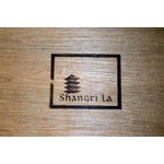 Image of Vintage Shangri-La Nightstands by Dixie - A Pair