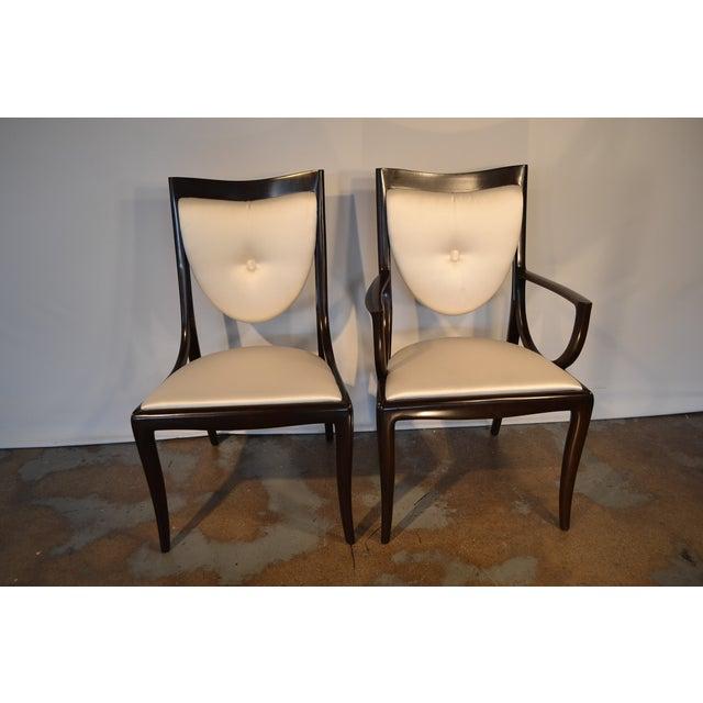 Thomas Moser Moserform Sabina Chairs - Set of 6 - Image 4 of 9