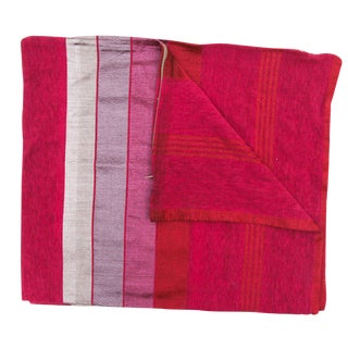 Pink Safi Pillow Cases - A Pair