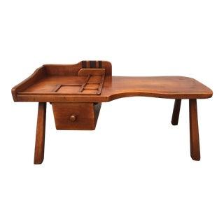 Cushman Colonial Cobbler's Bench Table