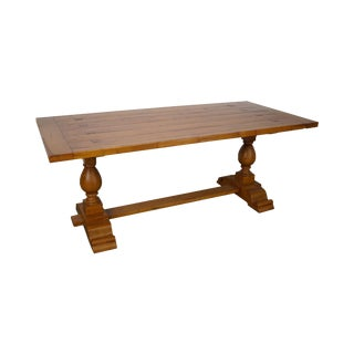 Guy Chaddock Farmhouse Dining Table