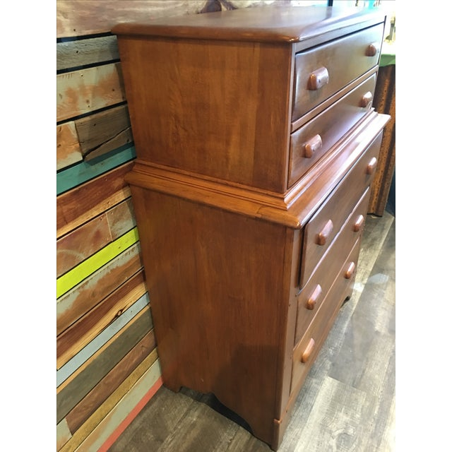 5-Drawer Chest on Chest - Image 3 of 5