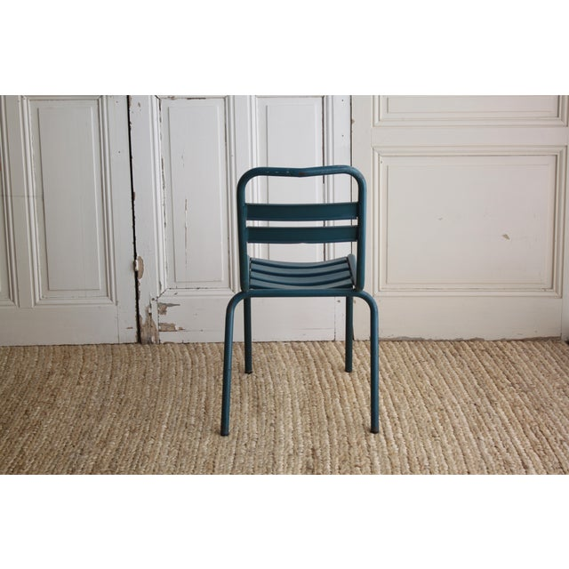 Vintage French Bistro Chairs - Image 6 of 7