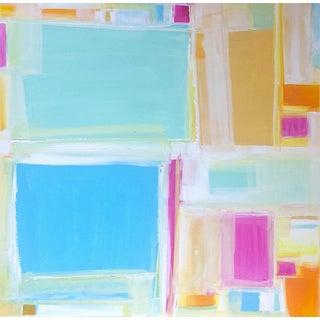 'MADRAS' Original Abstract Painting by Linnea Heide