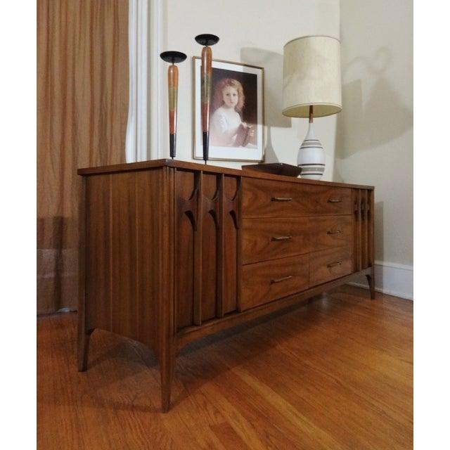 Mid Century Kent Coffey Perspecta Long Dresser - Image 3 of 6
