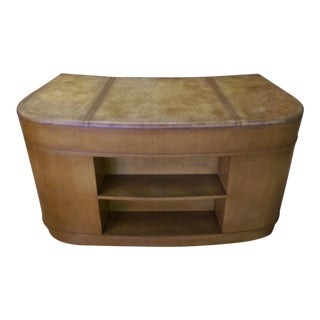 Gilbert Rohde Art Deco Executive Desk