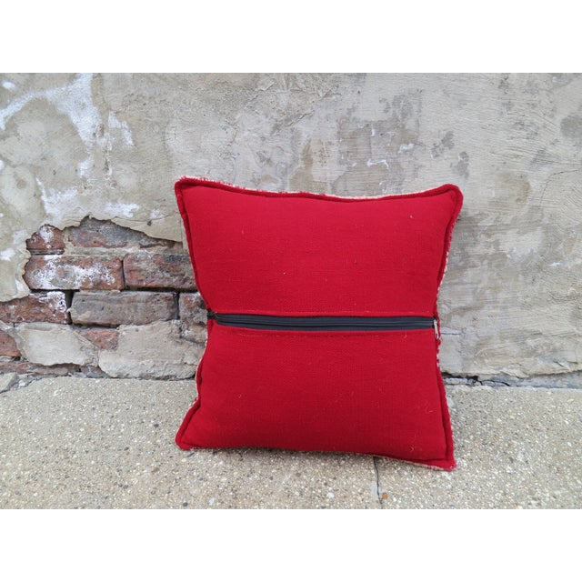 Peruvian Frazada Pillow - Image 3 of 3