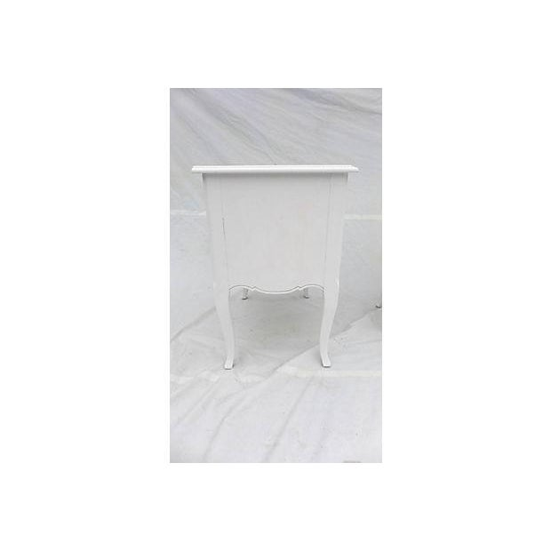 Image of French Country Style Nightstand - Pair