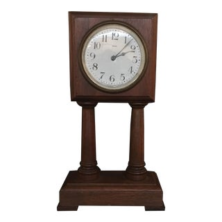 Antique Table Clock by New Haven Clock Co.