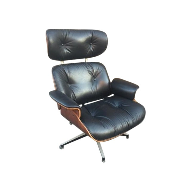 Plycraft Eames-Style Lounge Chair - Image 1 of 3