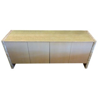 Italian Travertine Buffet