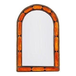 Brass Bab Mansour Mirror