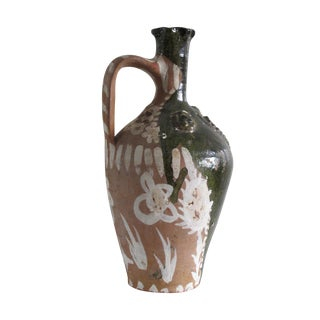 Picasso-Style Pitcher