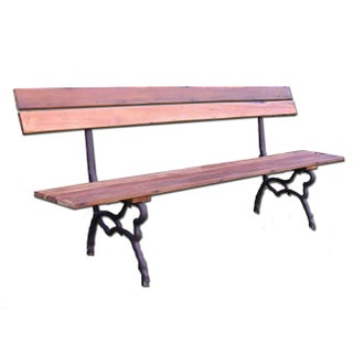 Reproduction French Park Bench