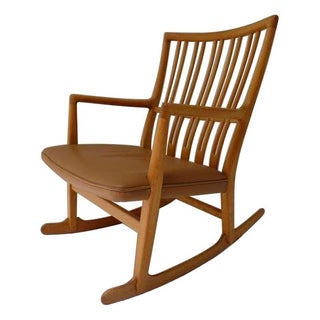 Hans Wegner 1942 ML-33 Rocking Chair