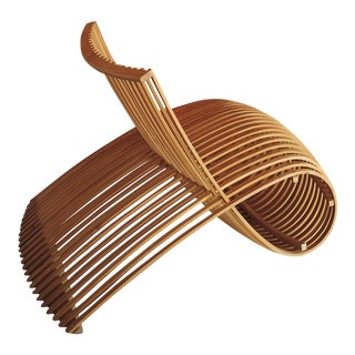 Marc Newson Wood Chair