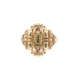 10 K Gold Class Ring