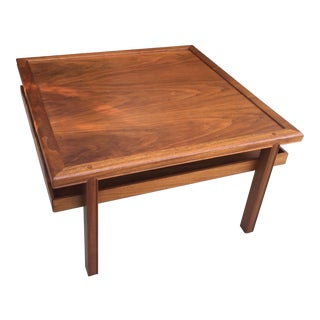 Mid-Century John Keal Walnut Coffee Table