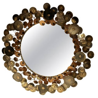 A Raindrop Mirror After Curtis Jere
