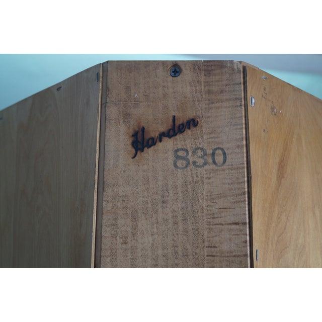 Image of Harden Pine Architectural Carved Goddard Cabinet