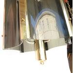 Image of 1970s Plexiglass Pendant
