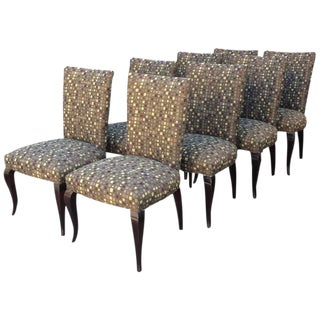 Contemporary Barbara Barry Dining Chairs - Set of 8
