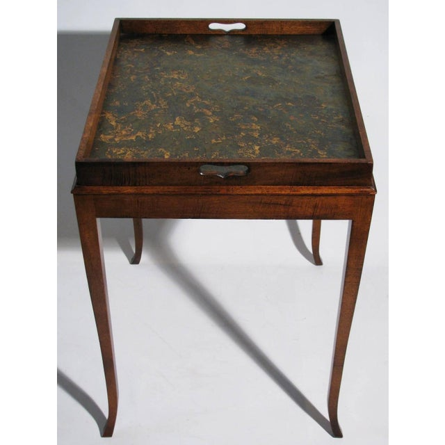 Brandt Serving and Games Table - Image 4 of 8