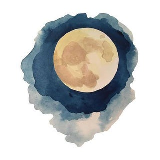 Moon Series-Full Moon