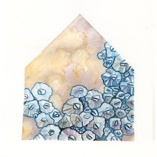Sea Homescape No.3 Original Watercolor