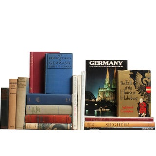 The German Experience Books - Set of 17
