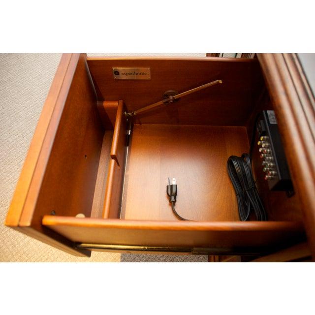 Aspen Home Barolo Collection Media Console Cabinet - Image 5 of 8