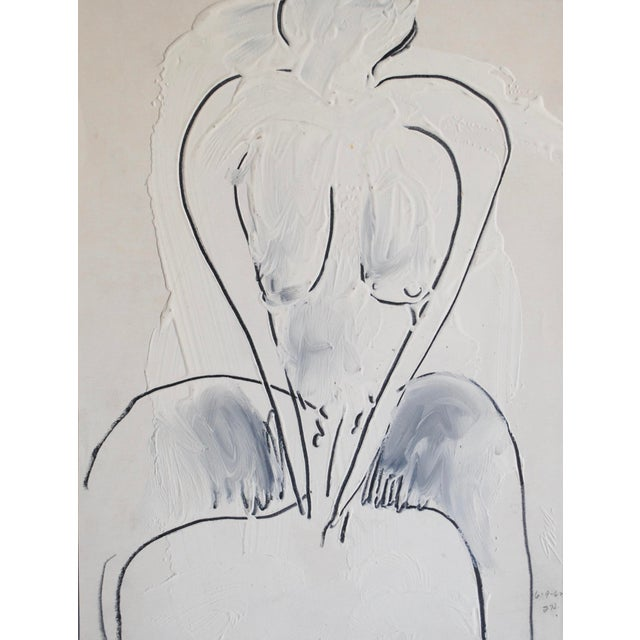 1962 Figurative Painting by Jack Hooper - Image 2 of 4