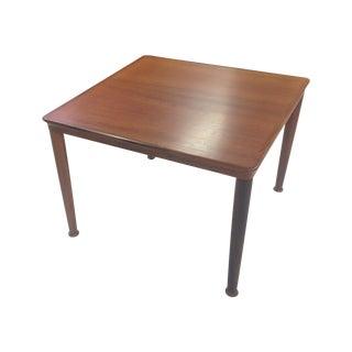 Danish Rosewood Occasional Table