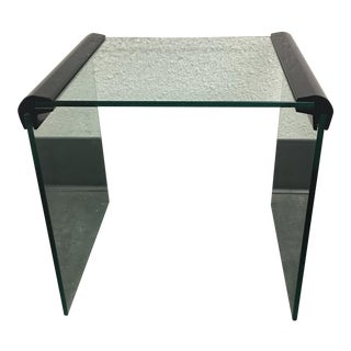 Leon Rosen Pace Waterfall Side Table