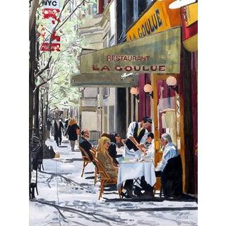 """La Goulue, NYC"" Giclee Print"