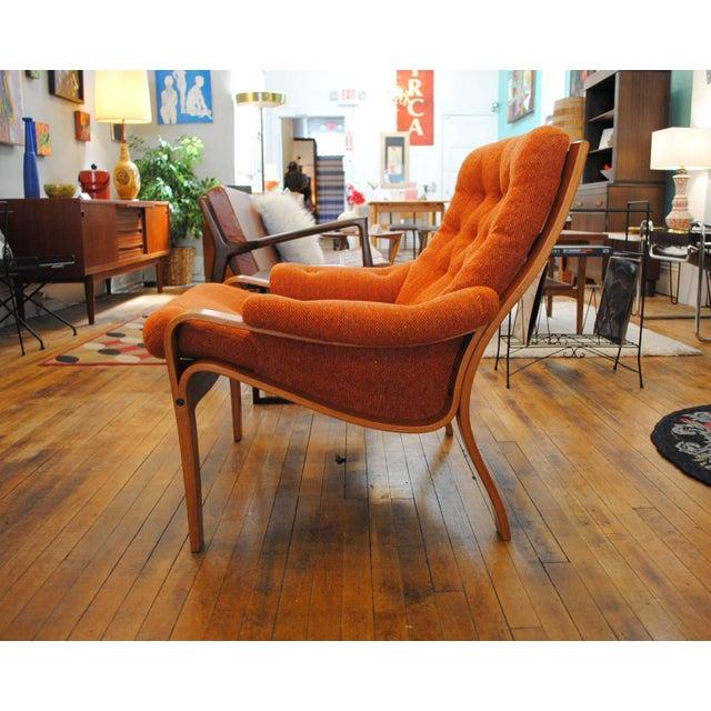 Norwegian Modern Lounge Chair - Image 4 of 11