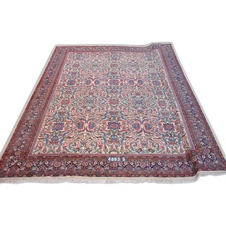 Over-Sized Sultanabad Carpet