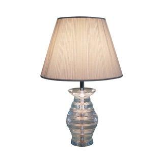 Mid-Century Modern Lucite Lamp by George Bullio