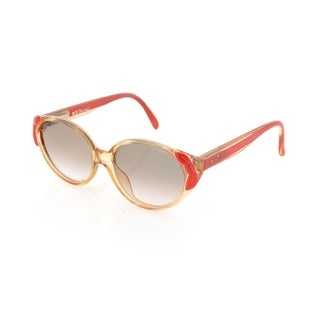 Christian Dior Coral Bow Sunglasses