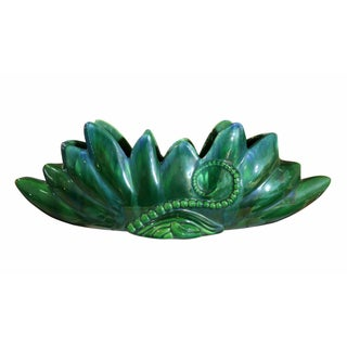 Royal Haeger Ocean Themed Pottery Centerpiece