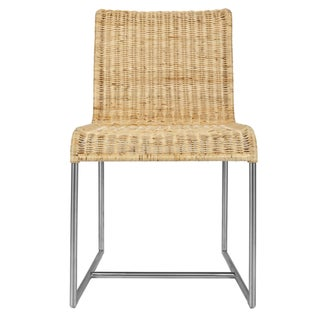 Selamat Designs Supper Boondoot Natural Side Chair
