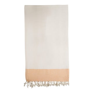 Turkish Organic Cotton Loomed Towel