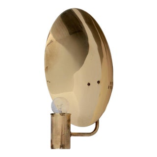 Pair of Hans-Agne Jakobsson Wall Lamps in Brass