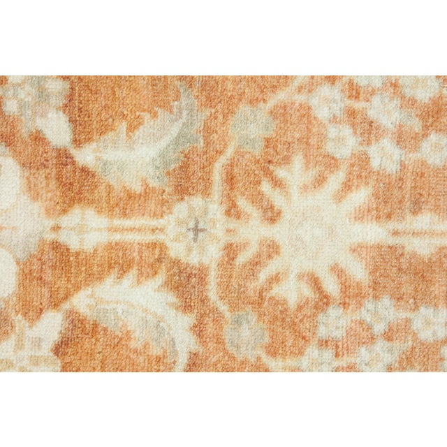 New Oushak Hand-Knotted Rug - 6′1″ × 9′ - Image 3 of 3