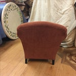 Image of Vintage Style Upholstered Armchair
