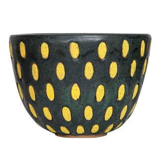 Matthew Ward Yellow Seed Bowl