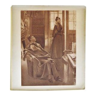 """Sapho Opera"" William de Leftwich Dodge Photogravure"