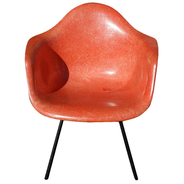 Herman Miller Shell Lounge Chair - Image 2 of 3
