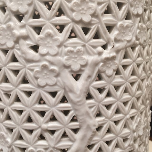 Blanc De Chine Vase - Image 3 of 5